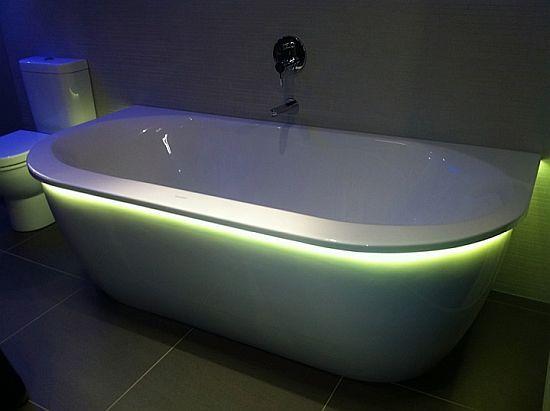 Darling New Bathtub by Duravit