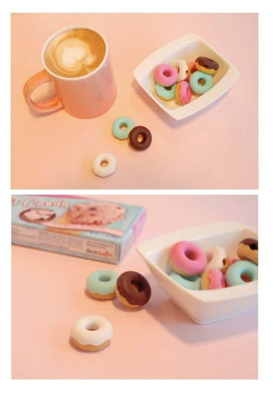 Doughnut Earphone Organizer