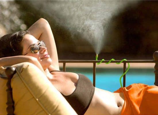 Flexible Cooling Misting Hose