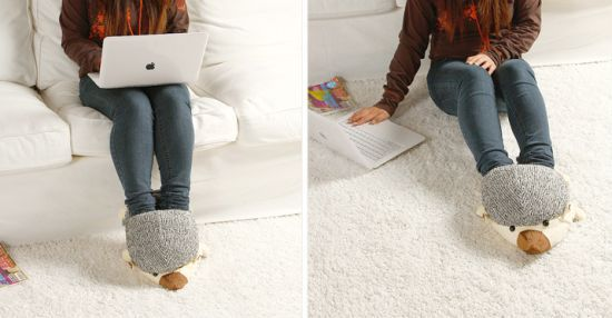 Hedgehog USB Feet Warmer