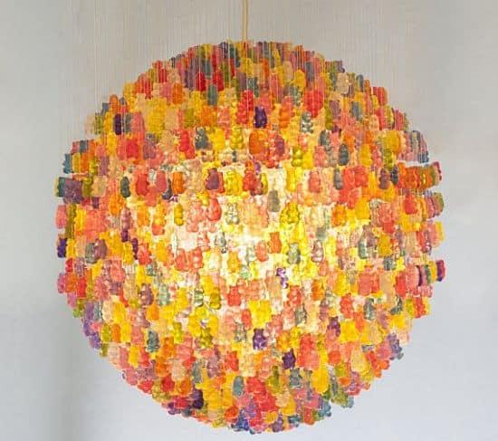 Jellio Candelier Lights
