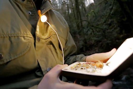 Lapel Torch