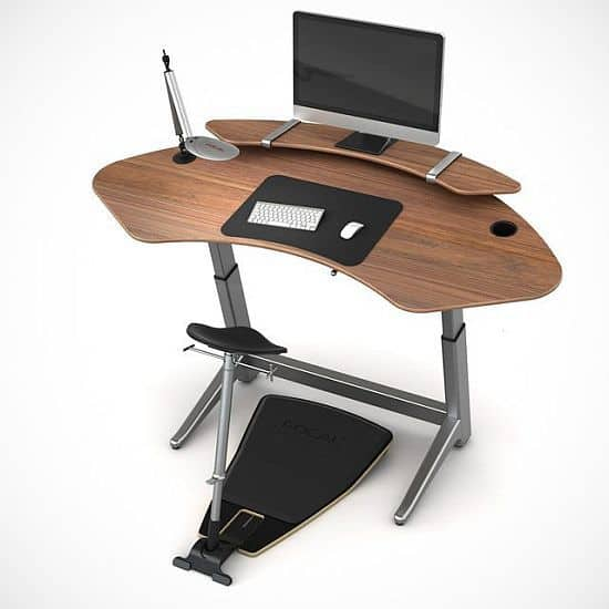 Locus Sphere Workstation by Focal Upright