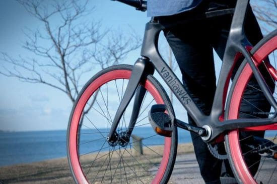 Smart bike Vanhawks Valour