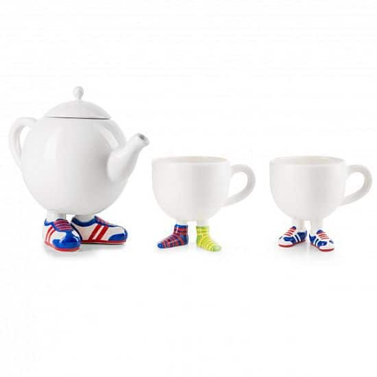 The Breakfast Family - TeaCoffee Set