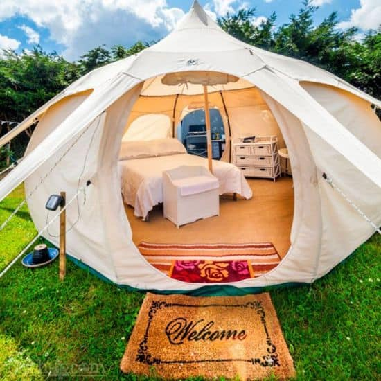 16ft Lotus Belle Tent