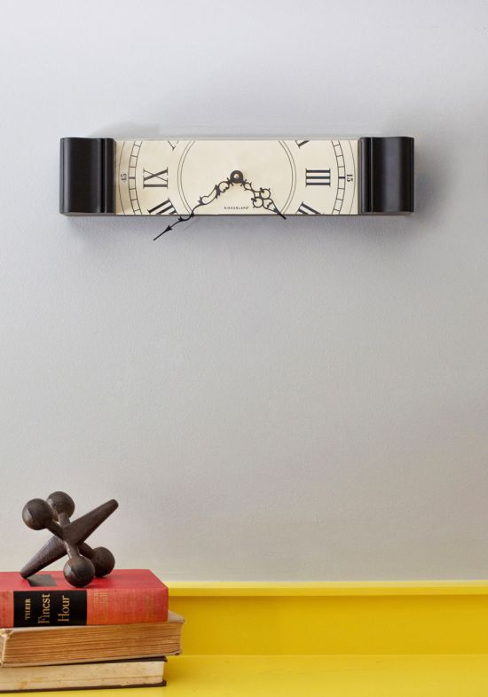 A Slice of Time Wall Clock