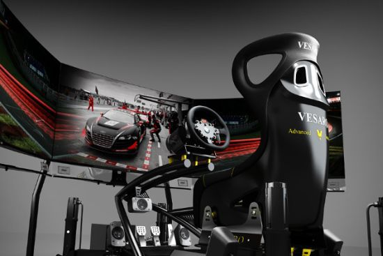 Advanced Racing Simulation by Vesaro