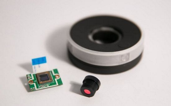 Centr 360 camera