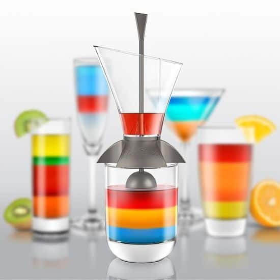 Cocktail Layering Tool