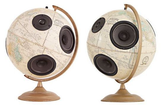 Globe Stereo System