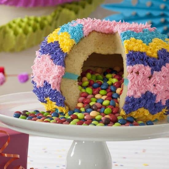 "Pinata ""Surprise on the Inside"" Cake Pan"