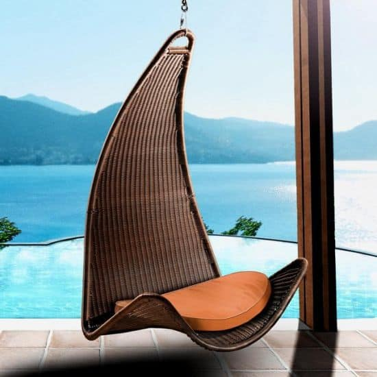 Urban Balance Hanging Curve Chair