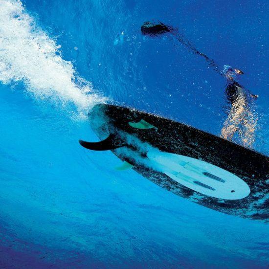 WaveJet Motorized Surfboards