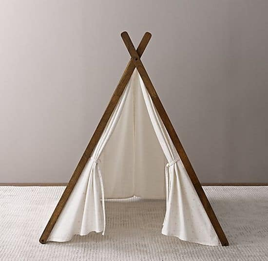 Canvas A-Frame Tent