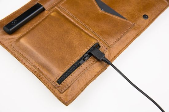Cargito Air Charging iPad Case