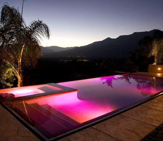 Color Splash LED Pool Light
