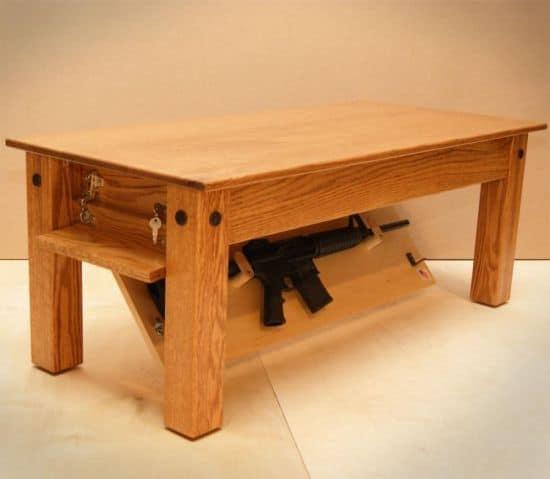 Gun Concealment Furniture