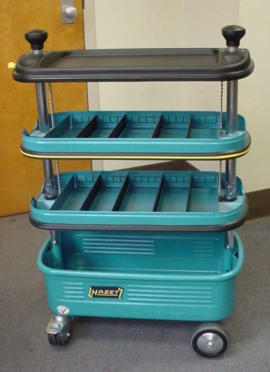 Hazet Collapsible Tool Trolley