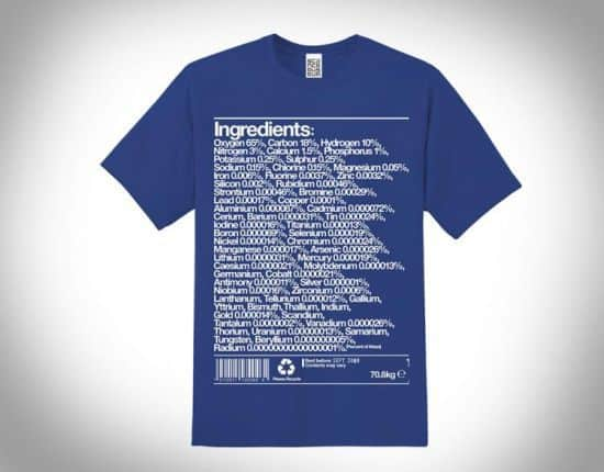 Human Ingredients T-Shirt
