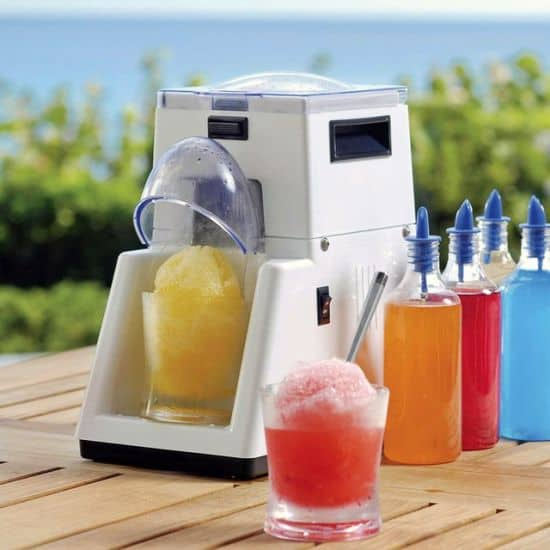Little Snowie Shaved Ice Machine