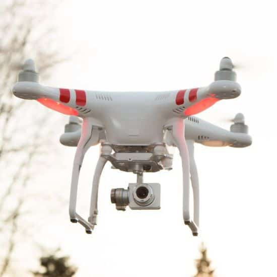 DJI Phantom 2 Vision + PLUS FPV Quadcopter