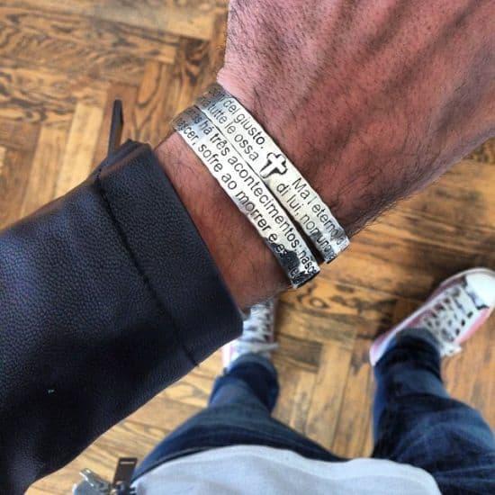 Makarios Silver Bracelets