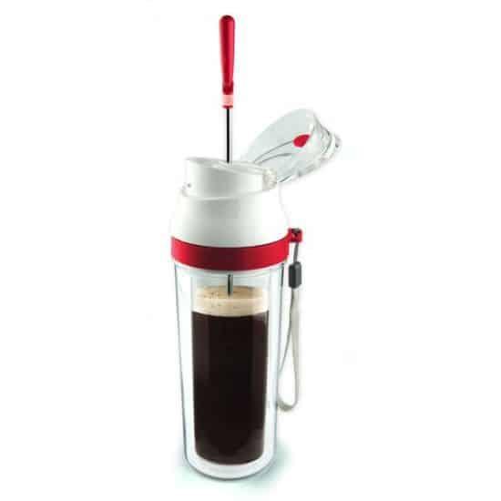 Modern Coffee-Tea Press by AdNArt