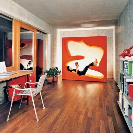 Verner Panton Living Tower by Vitra