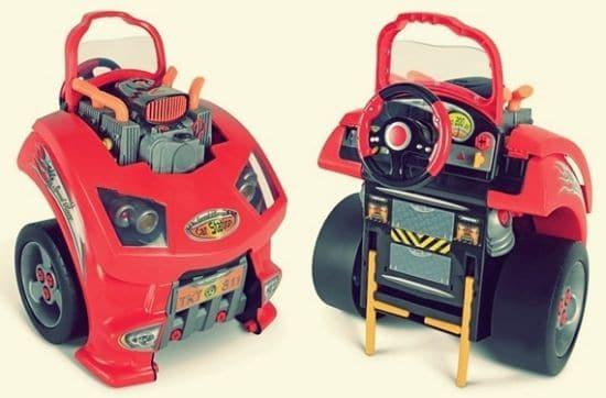 Car Lover's Engine Repair Playset
