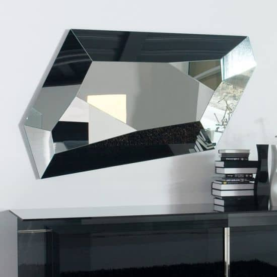 Diamond Wall Mirror by Paolo Cattelan