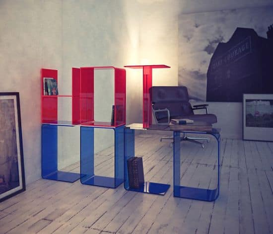 Love Shelf by Ricard Mollon