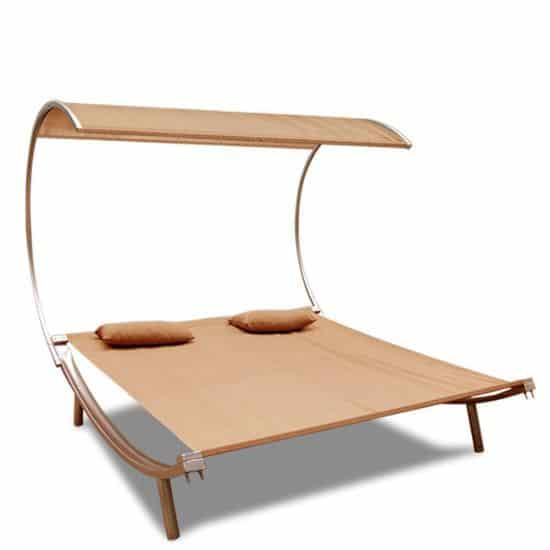 Mahata Outdoor Double Hammock Bed