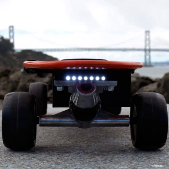 SF Special Electric Skateboard