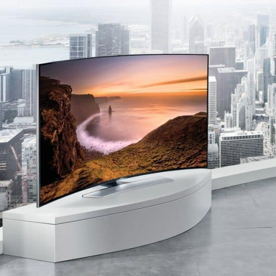 Samsung Curved 4K Ultra HD LED TV