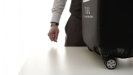 TUL the self weighing suitcase