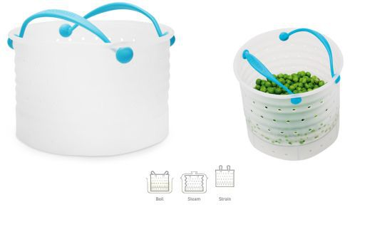 Veggie Cooking Basket by Dreamfarm