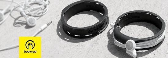 Budwrap Earbud Holding Bracelet