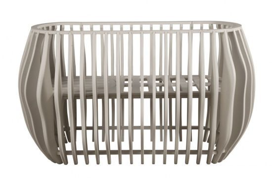 Contour Crib by Nursery Works