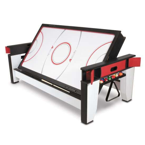 Rotating Air Hockey & Billiards Table