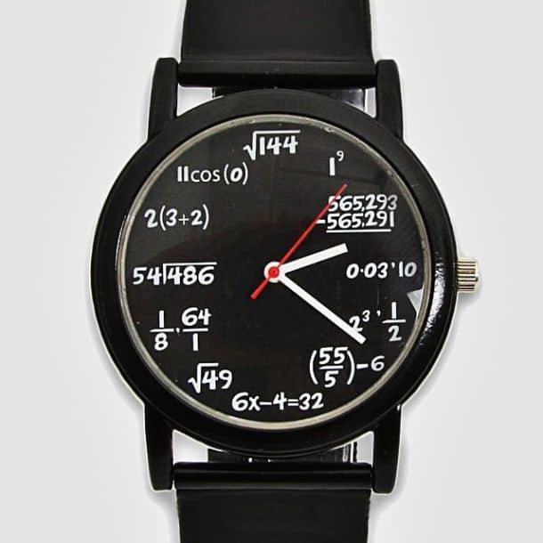 Купить часы математические наручные часы на какой руке носить