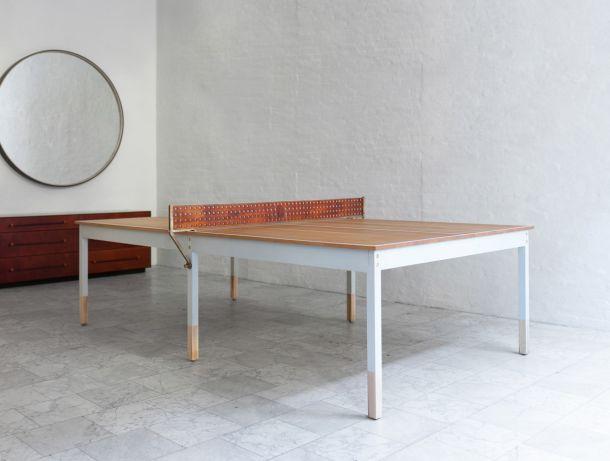 Универсальный стол для настольного тенниса Posher от компании BDDW