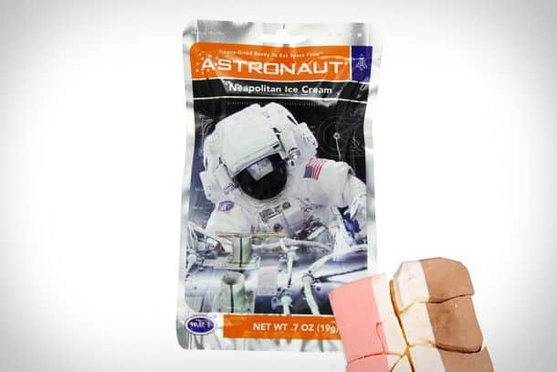 Astronaut Ice Cream Shop