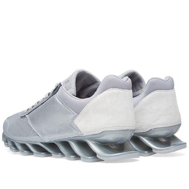 Metallic Running Sneakers by Rick Owens