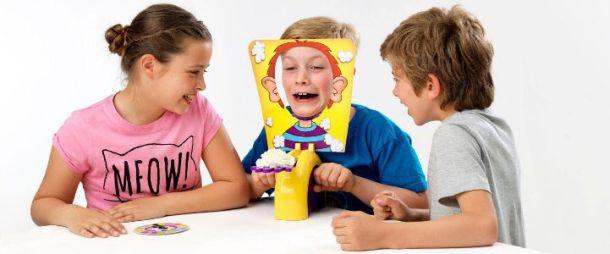 Детская игра «Pie Face»