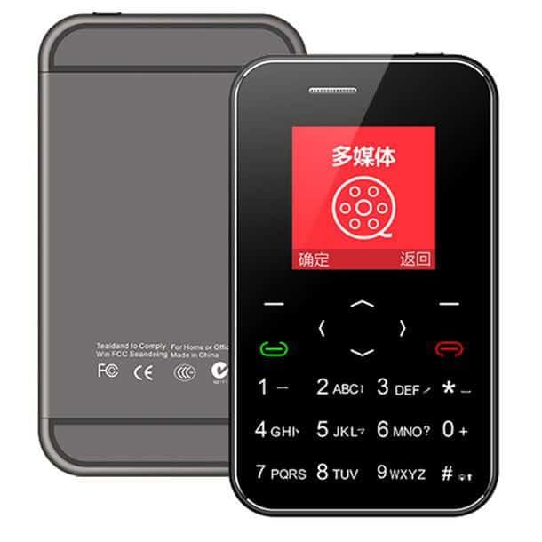 Кардфон AEKU I6 с увеличенным функционалом