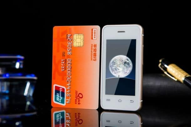 Мини-андроид Melrose S9