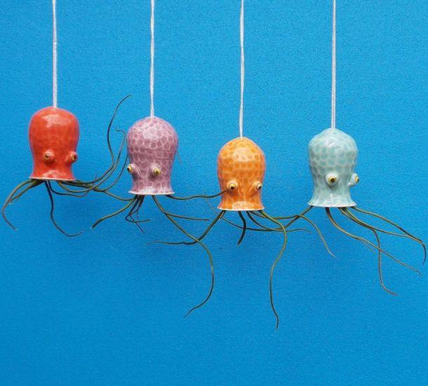 Подвесные цветочные горшки Octopus