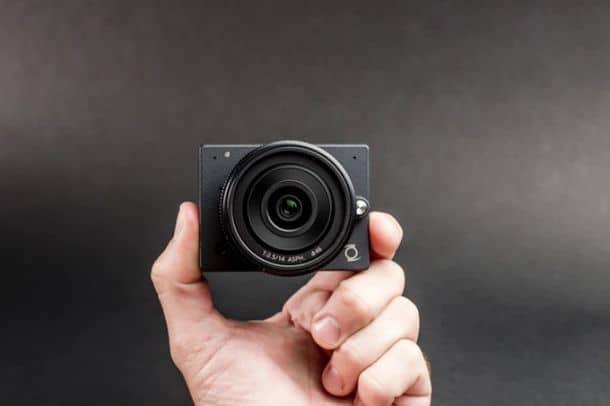 Видеокамера E1 4K