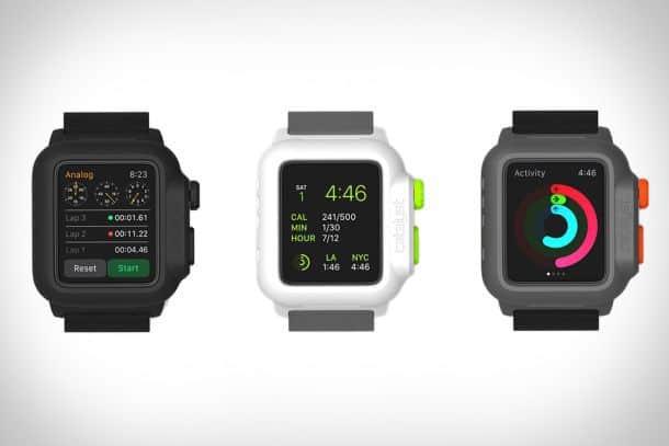 Водонепроницаемый чехол для Apple Watch